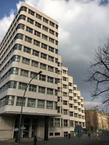 Shell-Haus, Berlin.